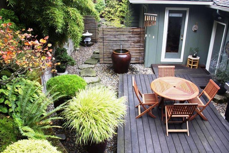 Idee Per Il Giardino Piccolo : Come arredare un giardino piccolo idee per ispirarvi