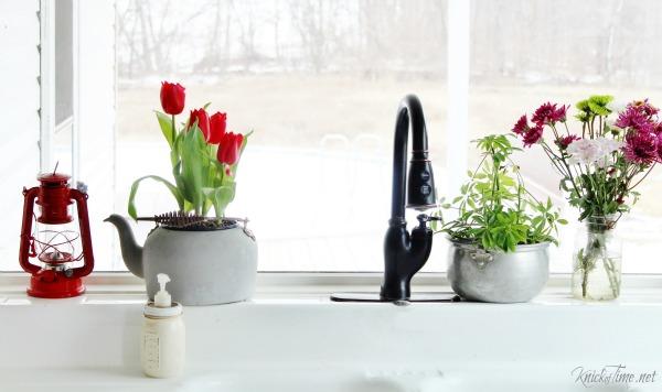 arredare casa con i fiori