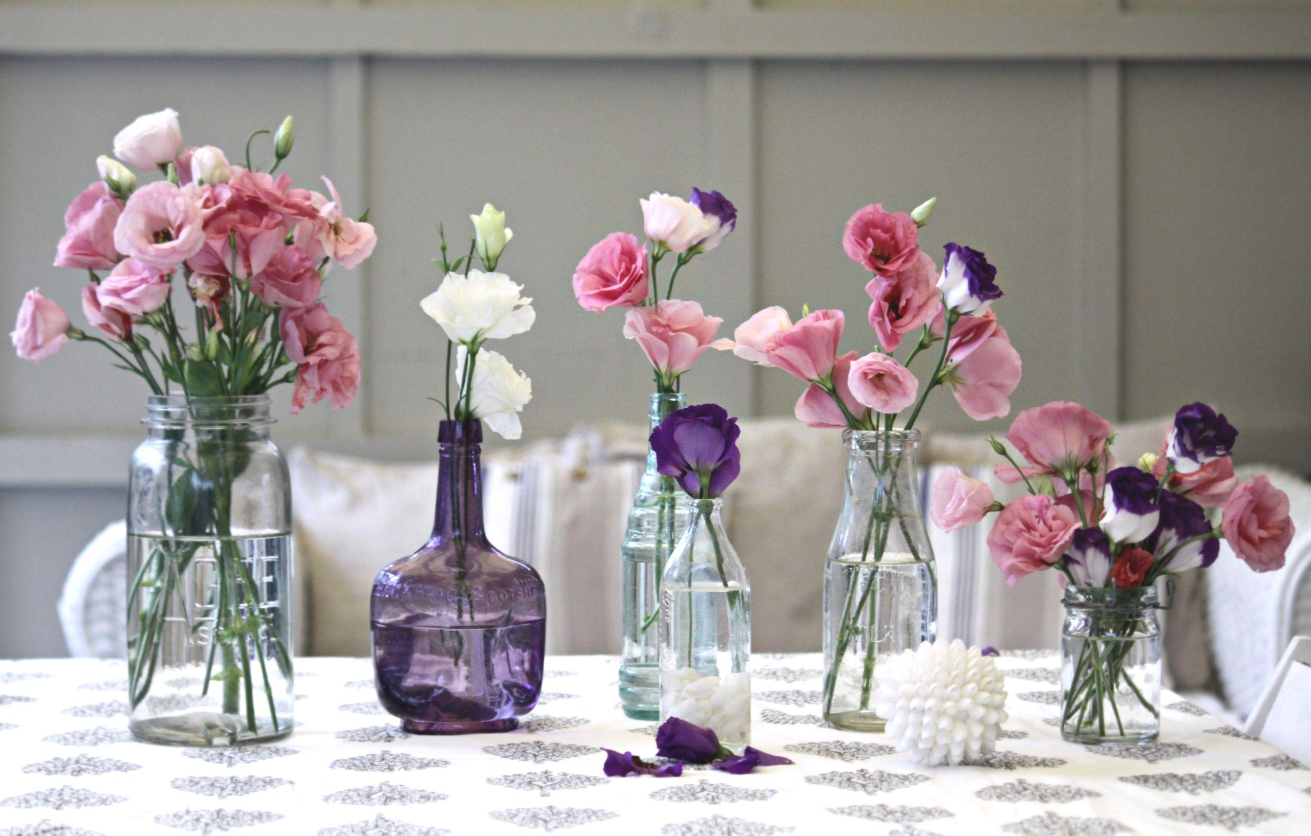 Decorare casa con i fiori