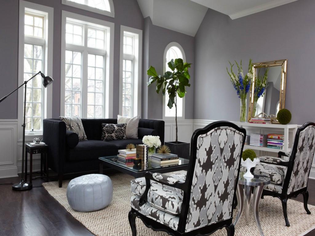 Pareti grigie in casa 15 idee per trovare la giusta for Pareti grigie soggiorno
