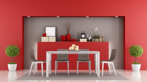 Foto Case Grigie : Pareti grigie in casa idee per trovare la giusta combinazione