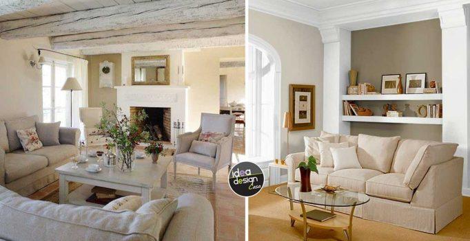 Pareti Beige Tortora : Pareti color tortora per una casa magnifica idee per rendere l