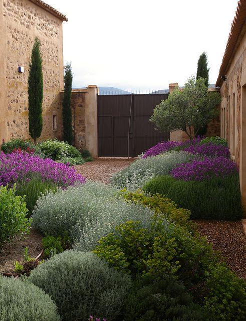 giardino stile Provenzale