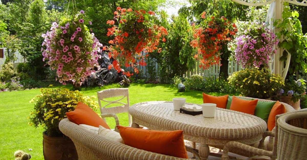 come arredare un giardino piccolo 15 idee per ispirarvi