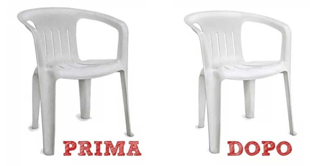 Pulire E Rinnovare Le Sedie Di Plastica Ecco 6 Suggerimenti
