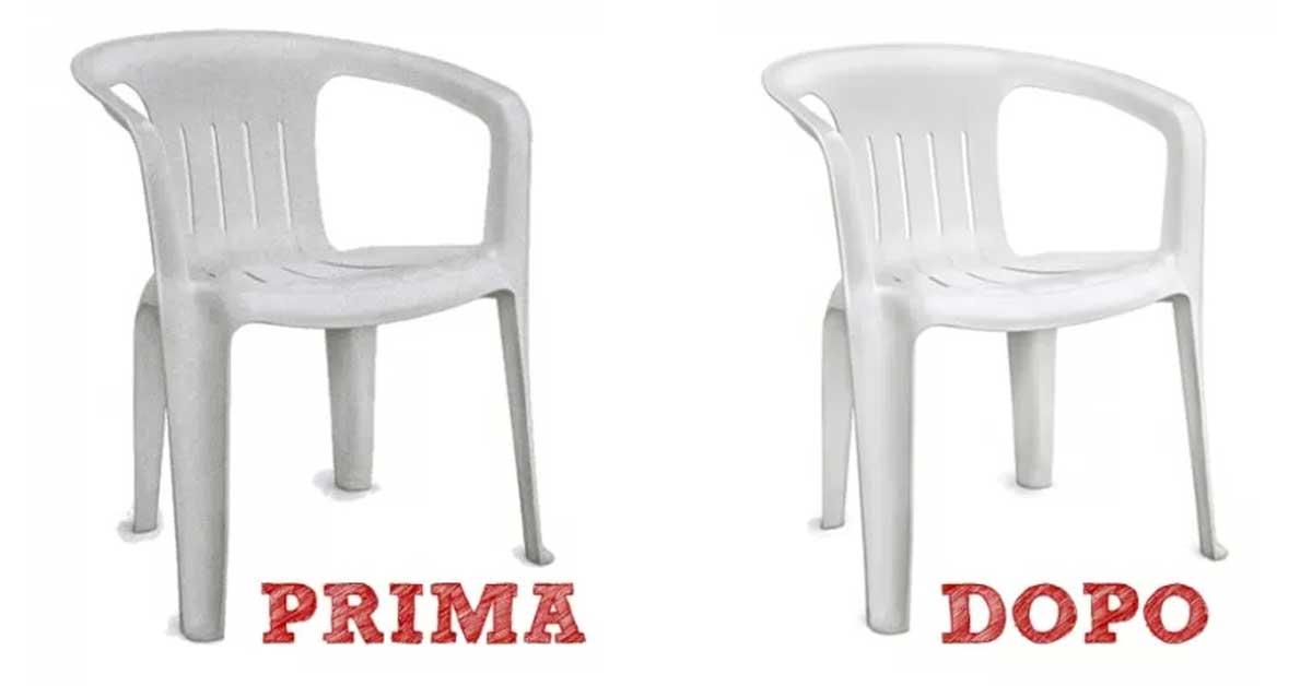 Rinnovare Sedie Di Plastica.Pulire E Rinnovare Le Sedie Di Plastica Ecco 6 Suggerimenti