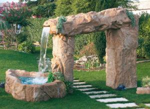 Costruire un laghetto per le tartarughe nel tuo giardino for Fontane a cascata da giardino