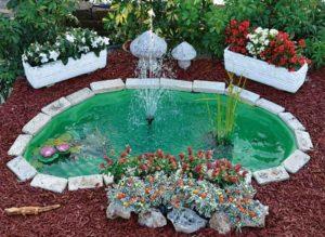 Costruire un laghetto per le tartarughe nel tuo giardino