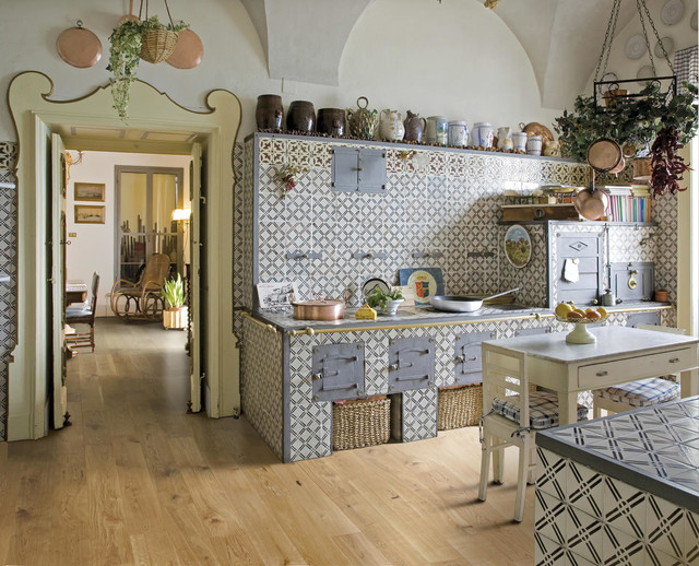 Cucine In Muratura 15 Idee Per Progettare Una Cucina