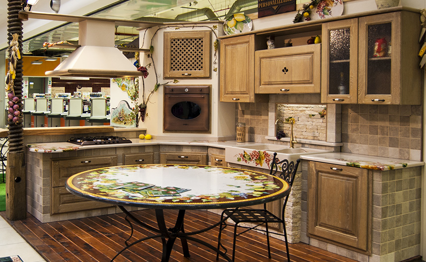 Cucine in muratura 15 idee per progettare una cucina - Idee cucine in muratura foto ...