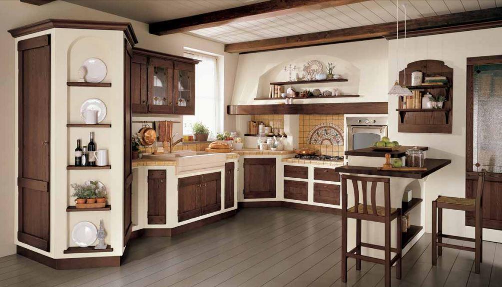 Foto Di Cucine In Muratura Moderne.Cucine In Muratura 15 Idee Per Progettare Una Cucina