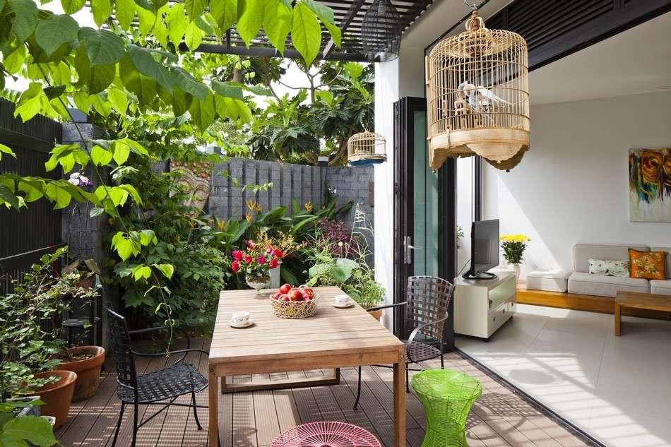 Arredare la terrazza Low cost: Venite ad ispirarvi con queste 15 idee!