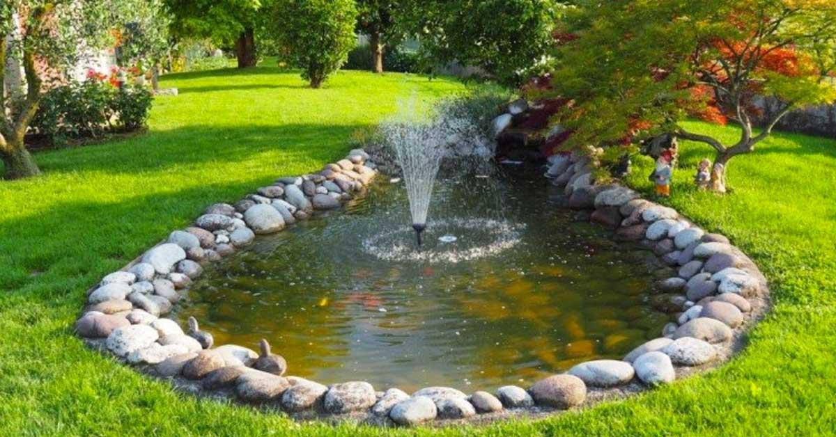 Costruire un laghetto per le tartarughe nel tuo giardino ecco 20 idee - Costruire un giardino ...