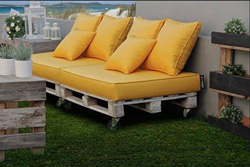 Accessori per divano in pallet date un 39 occhiata e - Cuscini schienale divano ...