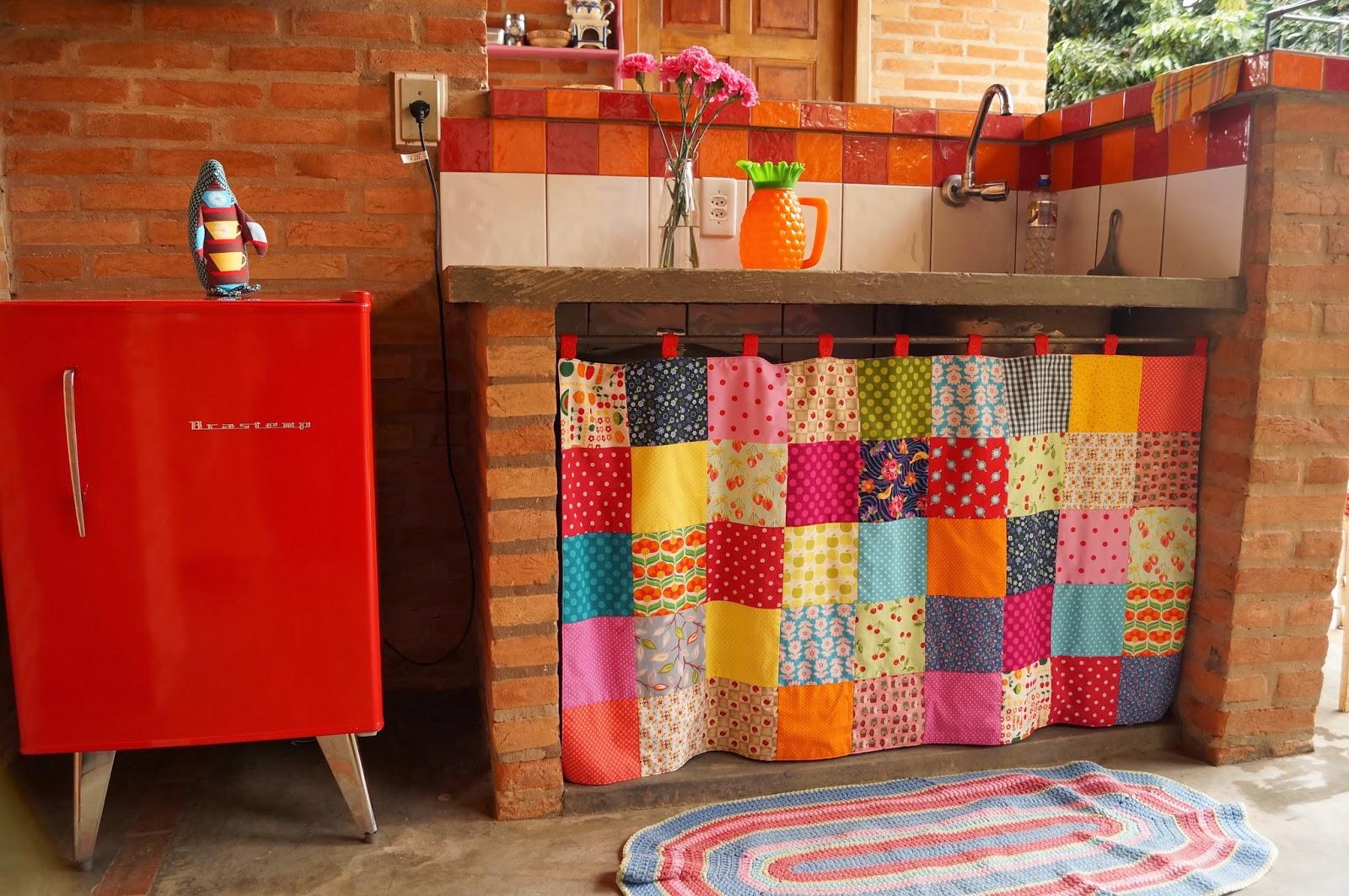 Patchwork riciclare i campionari di stoffa