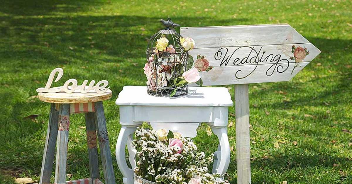 Idee Per Un Matrimonio Country Chic : Matrimonio shabby chic idee per un evento indimenticabile