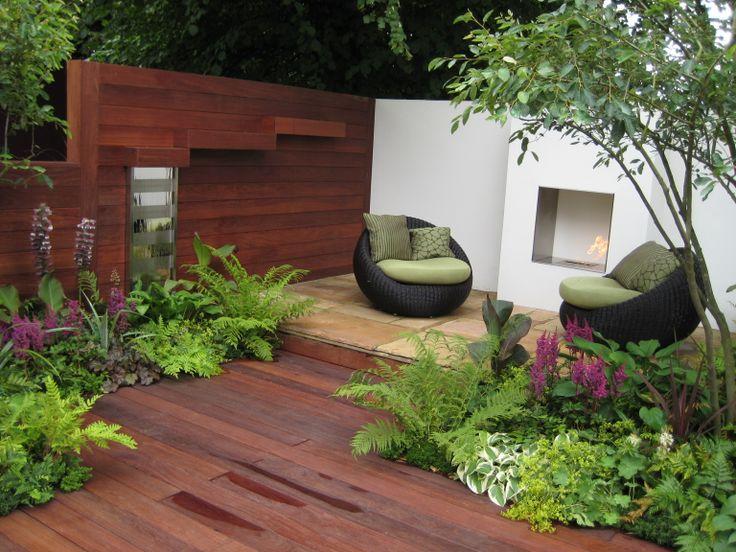 Idee Giardino Piccolo Moderno Come Progettare Un Giardino Da Soli