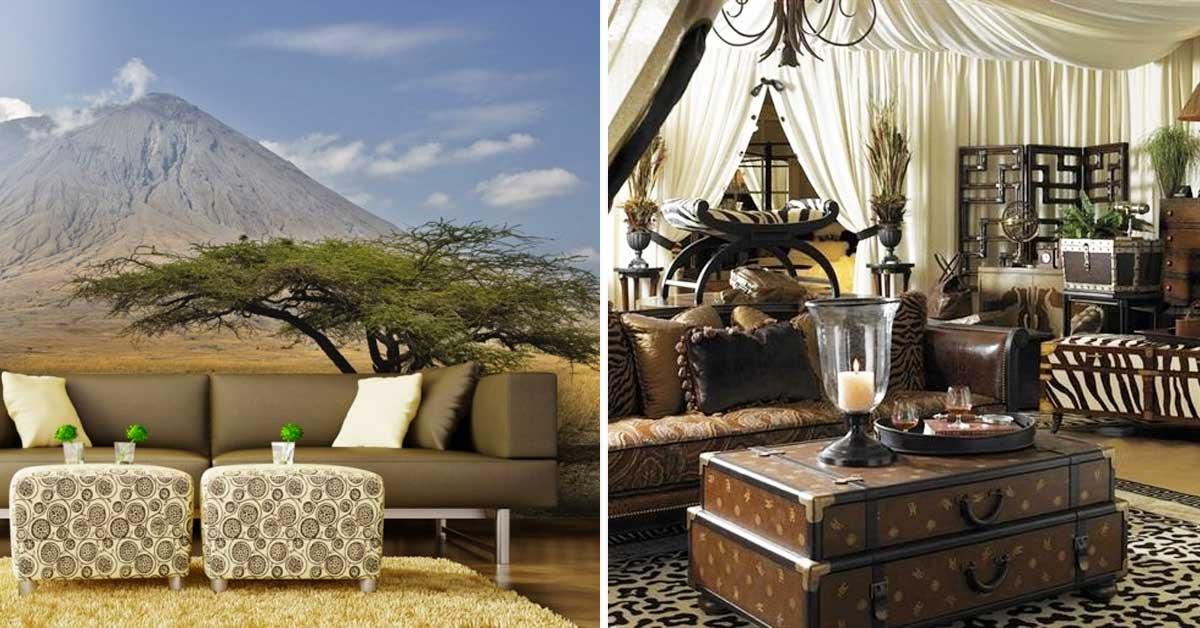 Come arredare la casa in stile africano 15 idee da copiare for Arredamento casa stile africano