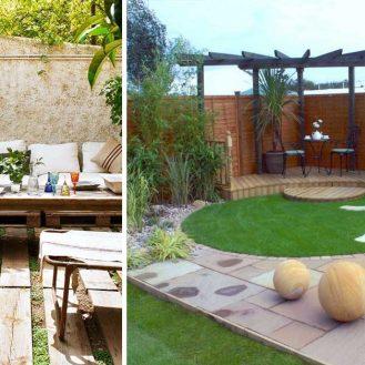 Idee per arredare casa in modo creativo su - Idee giardino casa ...