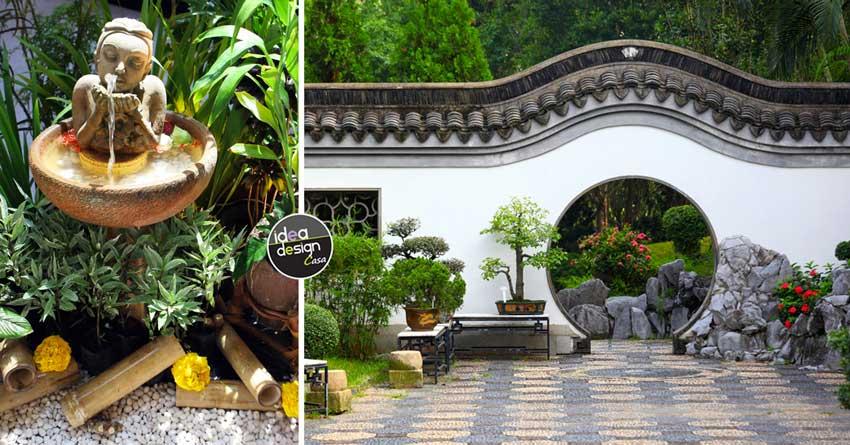 Giardino Zen Un Giardino Giapponese Per Un Atmosfera Rilassante In Casa
