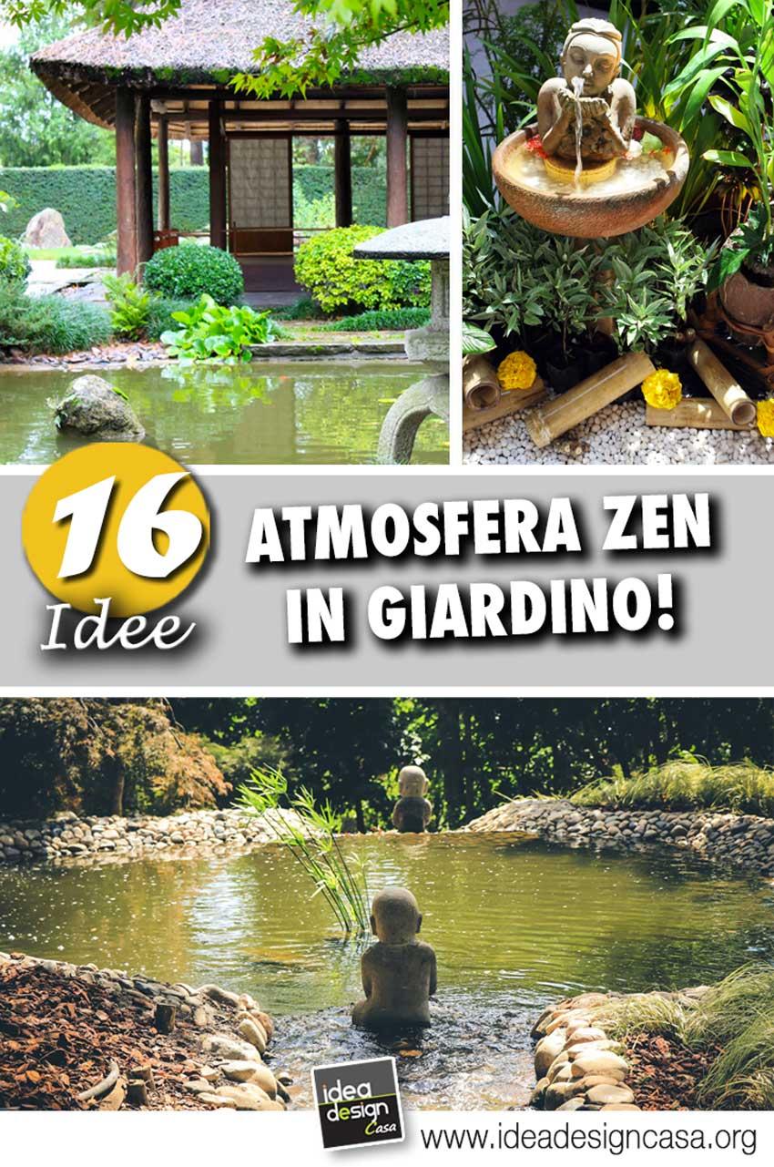 Fai Da Te Giardino Zen giardino zen: un giardino giapponese per un atmosfera