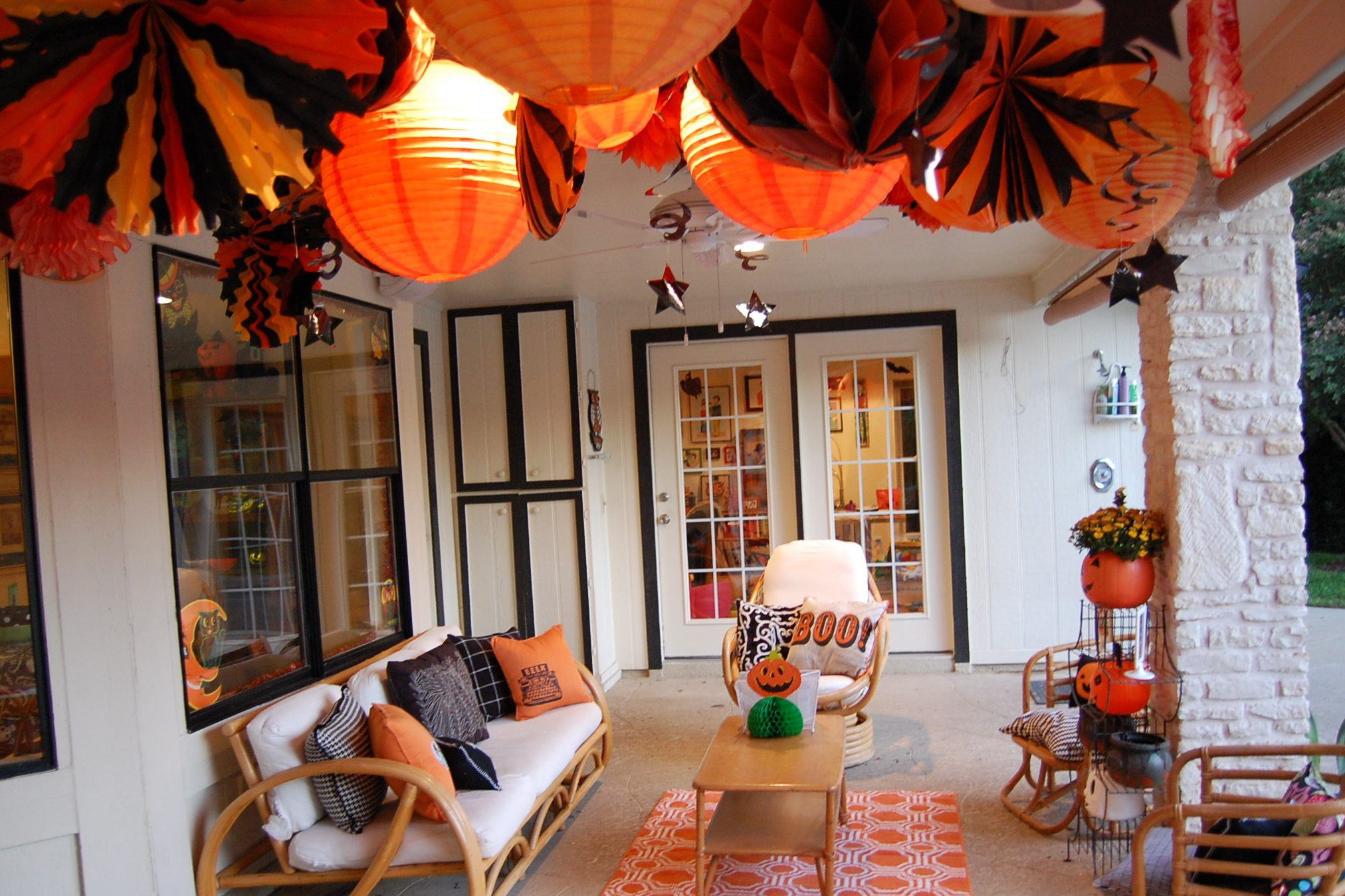 Decorare casa per Halloween