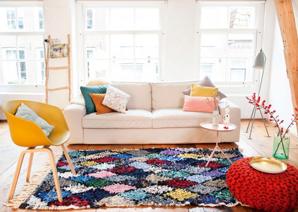 Ritorna la magia dei tappeti