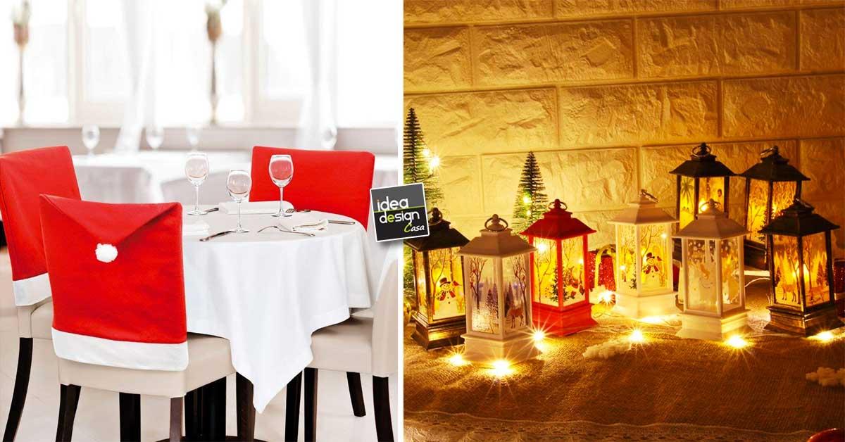 Decorazioni natalizie mille idee fai da te per degli for Programma per arredare la casa