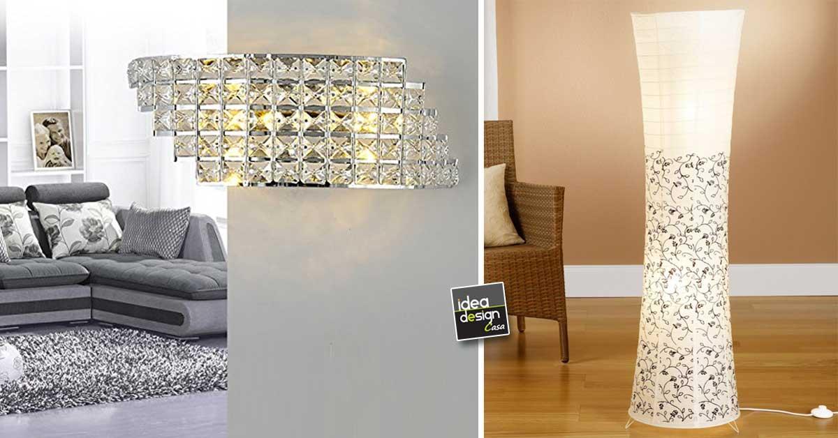 Le luci adatte ad illuminare casa in inverno proposte per