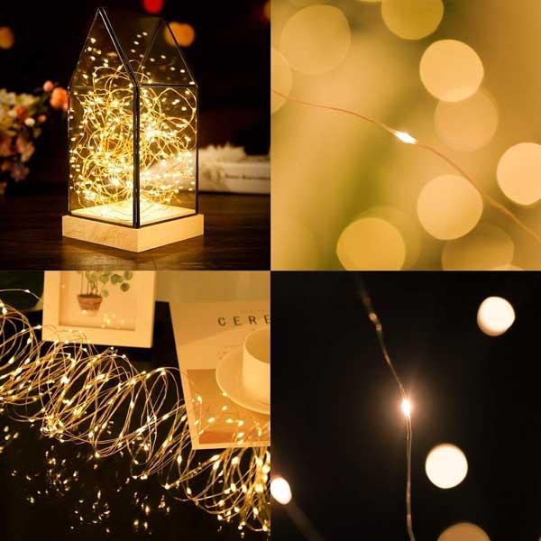 Decorazioni luminose sfiziose per natale