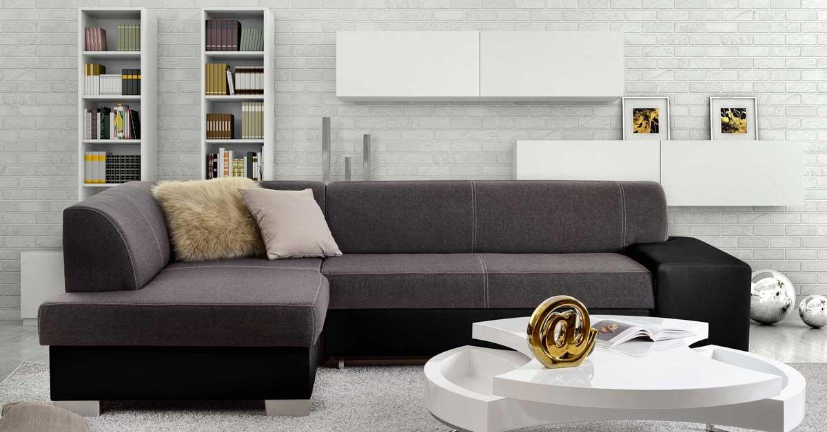 Divani ad angolo: Trova il divano che fa per il tuo ...