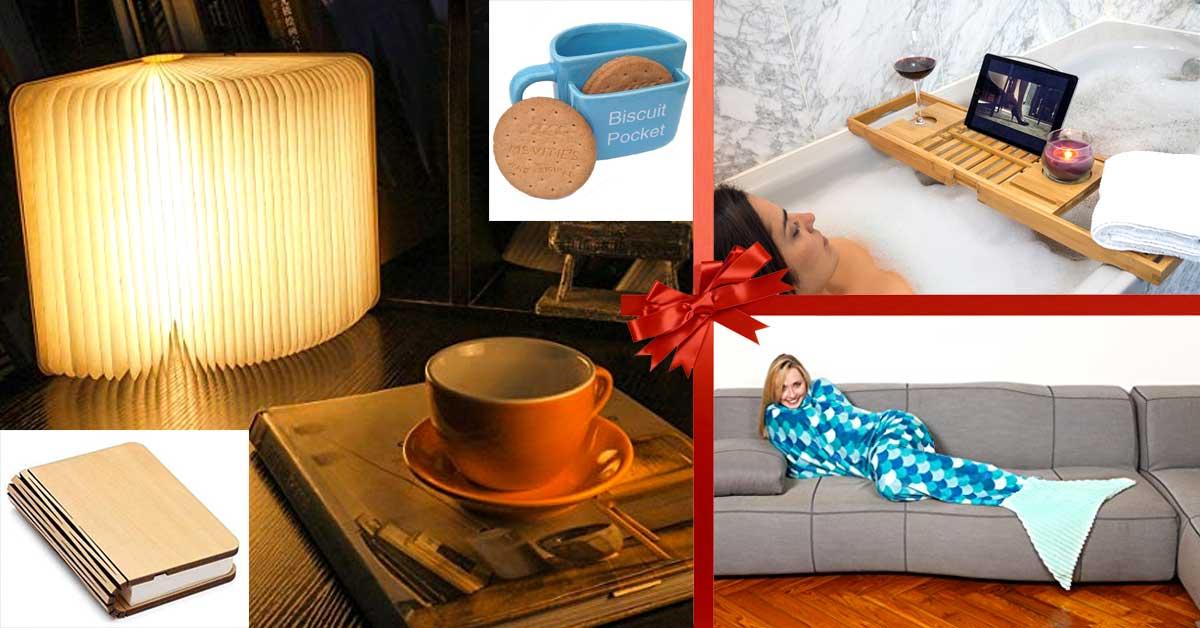 Idea regalo 16 oggetti sfiziosi da regalare per la casa - Oggetti design regalo ...