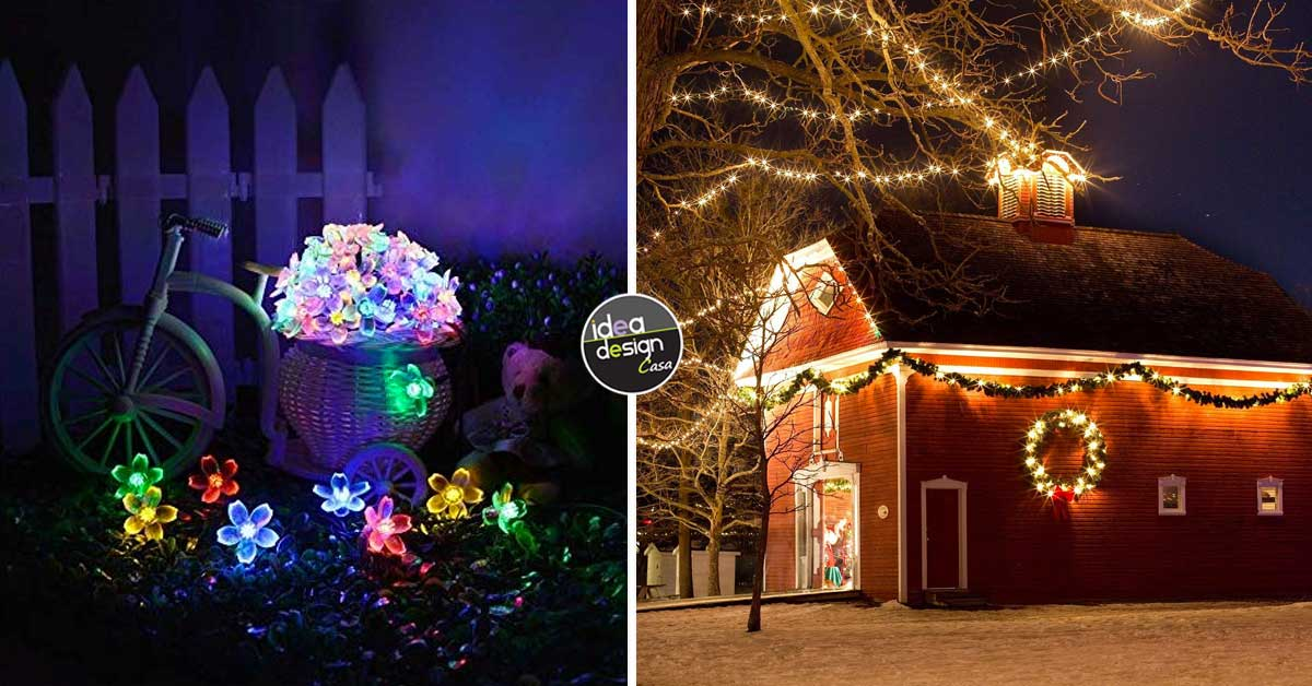 Decorazioni natalizie mille idee fai da te per decorare - Decorazioni natalizie esterne ...