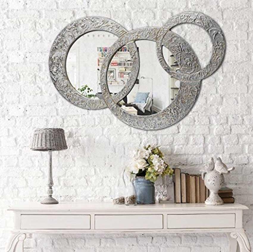 L importanza degli specchi in casa luce e magia 15 idee - Specchi in casa ...