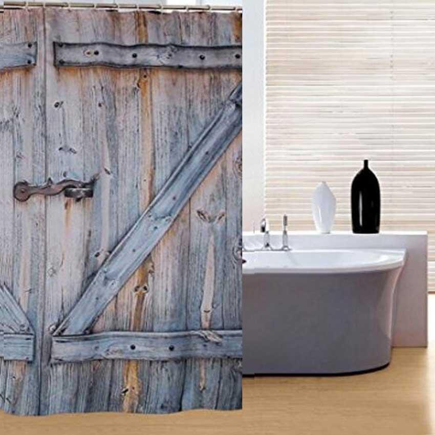 La tenda da doccia e il bagno si veste con brio 15 proposte per ispirarvi - Tenda doccia design ...