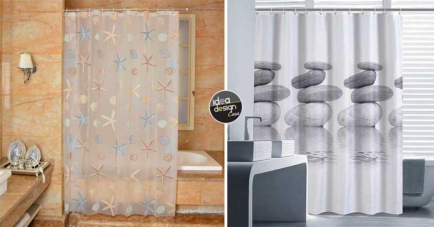 Tende Da Doccia Design : Idee per arredare il bagno su ideadesigncasa lasciatevi