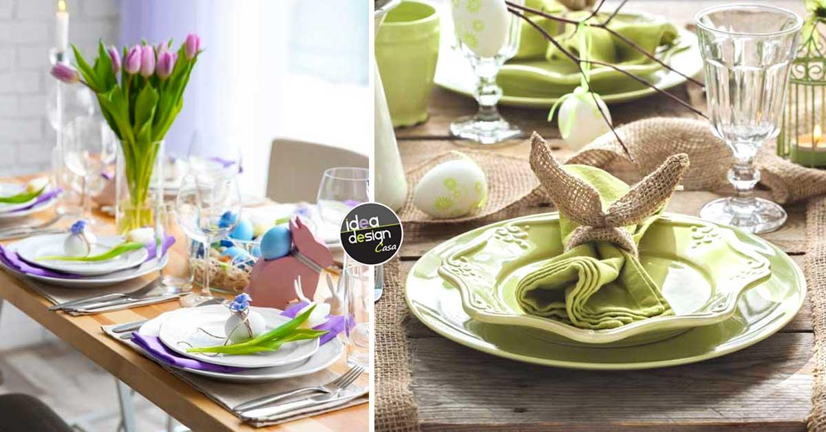 Decorazioni tavola di Pasqua! 15 idee da copiare assolutamente\u2026