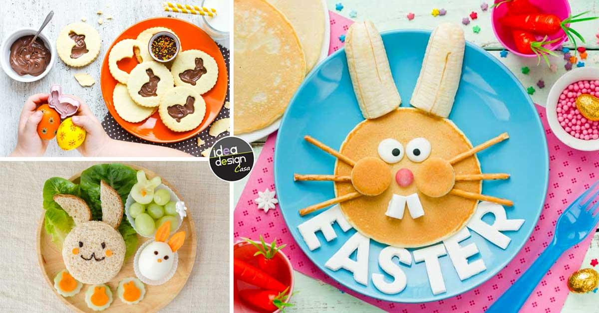 Food art per pasqua 15 idee per portare allegria sulla vostra tavola - Idea design casa ...