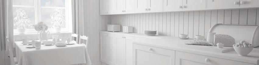 cucine moderne bianche, foto, consigli, ispirazioni.