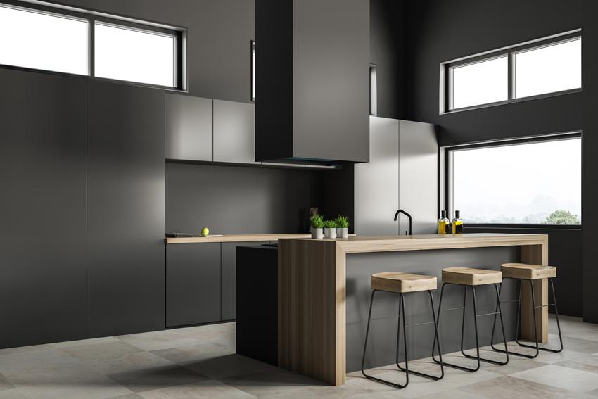 Cucine Moderne Scure.Cucine Moderne Piu Di 100 Foto Per Ideare La Tua Cucina
