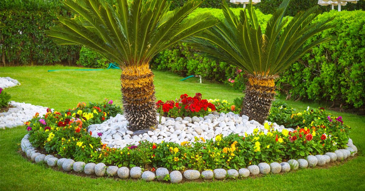Idee per il giardino su tante for Bordure per aiuole fai da te