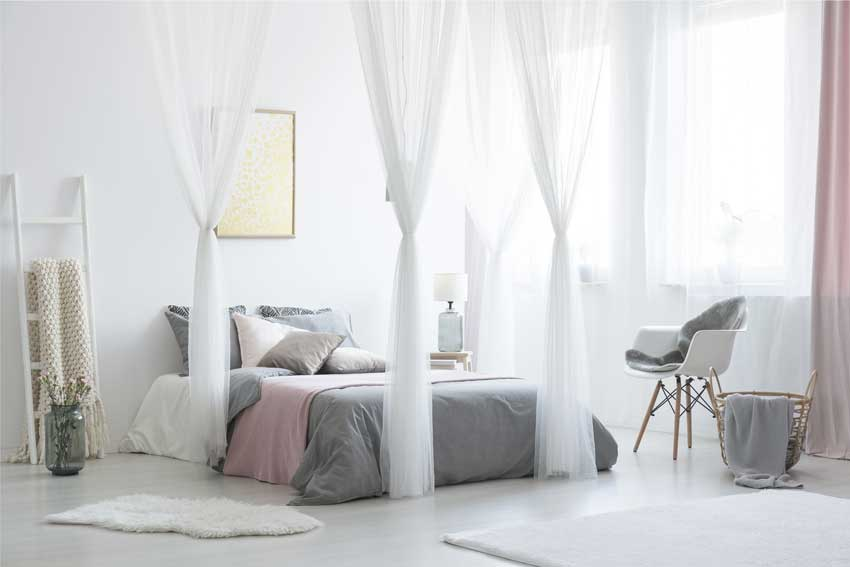 Camere Da Letto Bianche Moderne - Elproyectodepaulyd