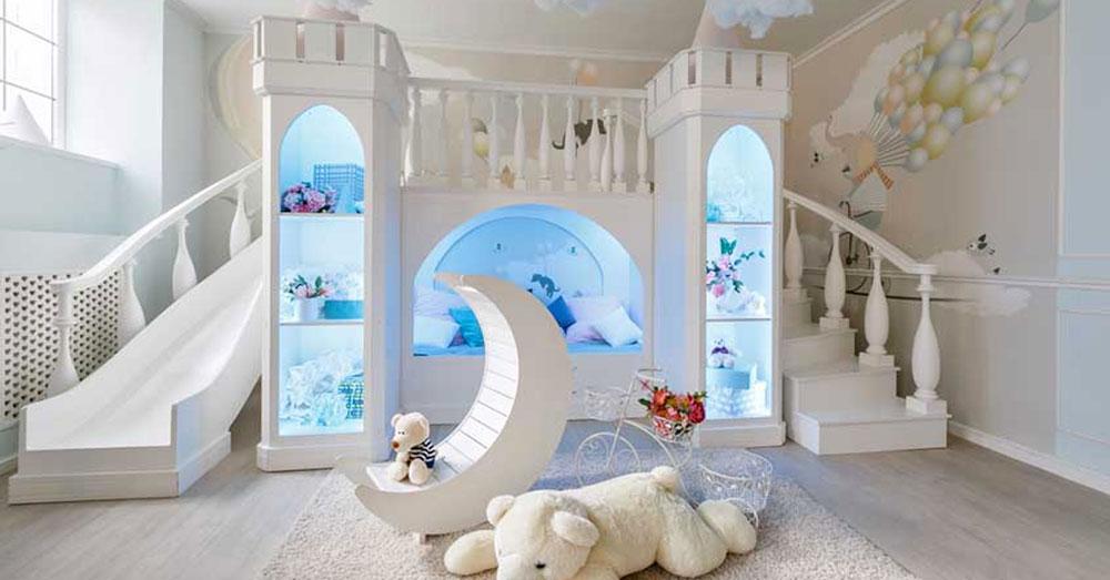 Camere Da Letto Da Sogno Per Ragazze.80 Camerette Per Bambini Che Faranno Sognare Anche I Piu Grandi