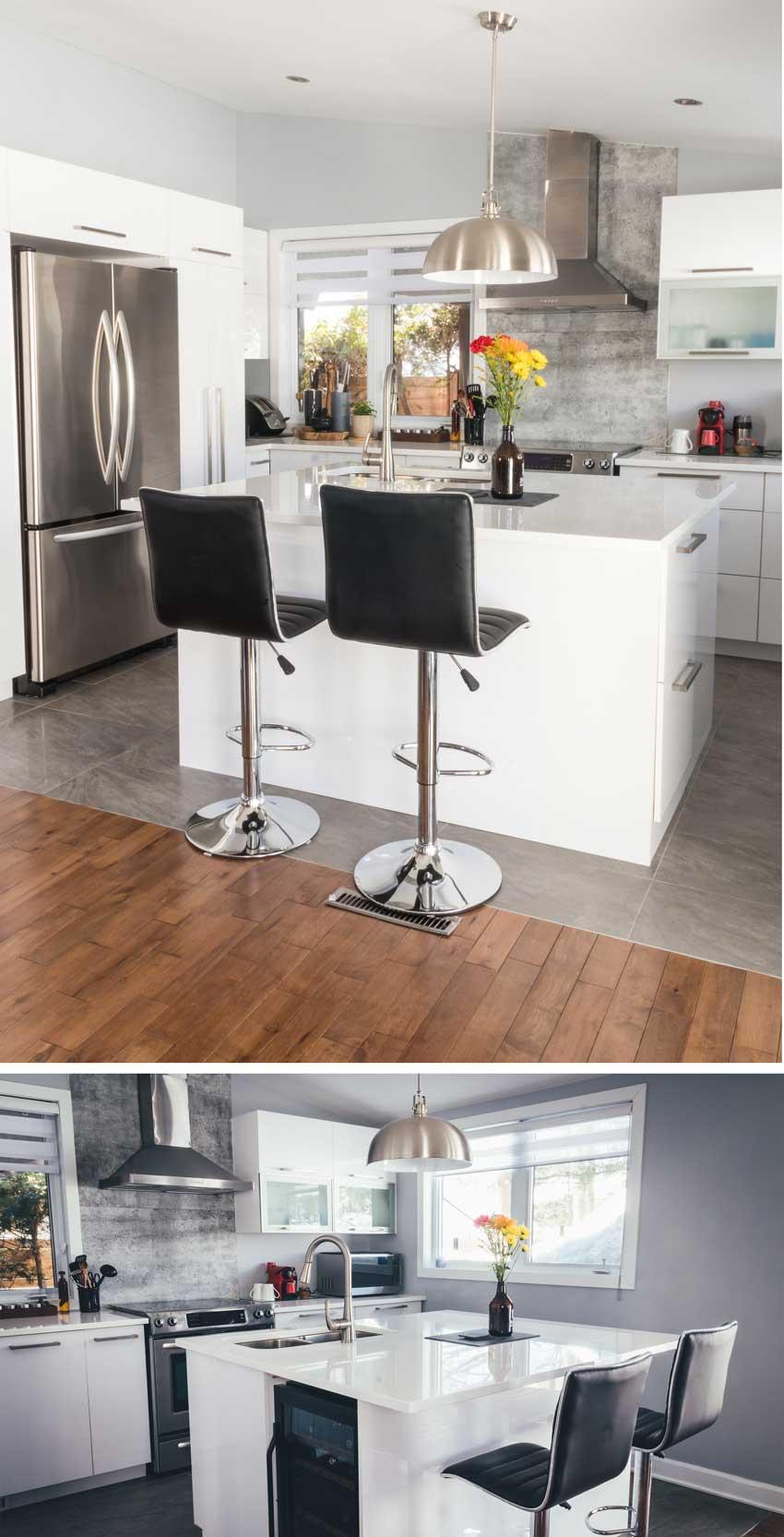 Cucina Piccola Moderna.Le Cucine Con Isola E Penisola Moderne 30 Idee Per Una