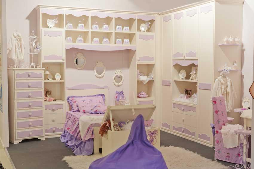 Camerette Bambini Stile Provenzale.80 Camerette Per Bambini Che Faranno Sognare Anche I Piu Grandi