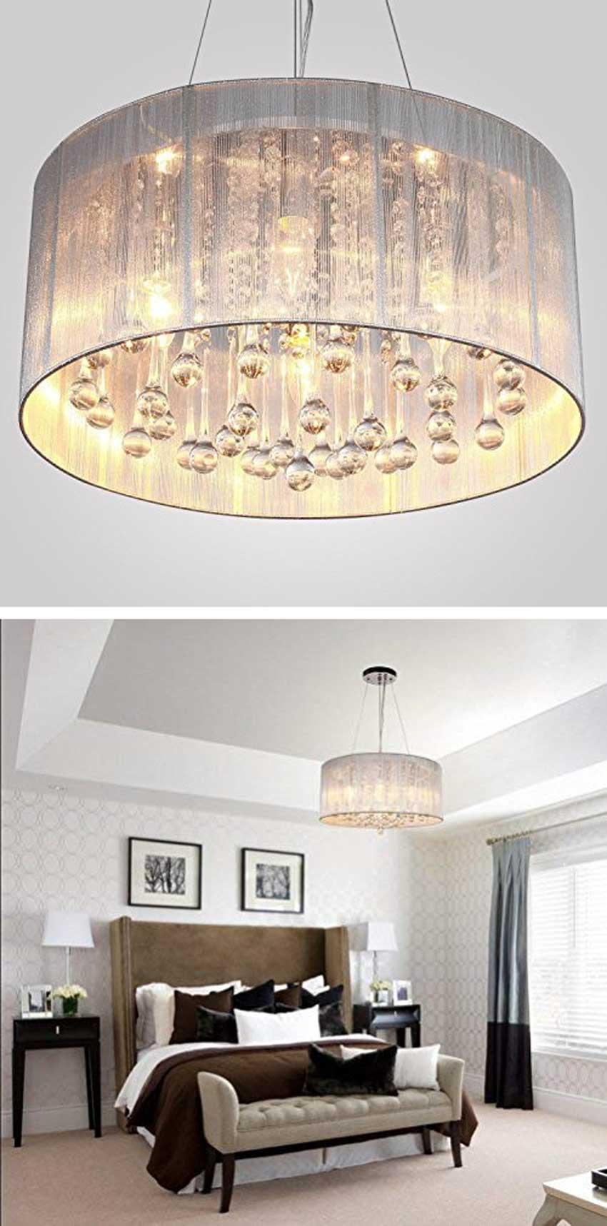 Lampadari Di Design Per Camera Da Letto.Lampadari E Lampade A Sospensione Design 35 Idee Che Vi Illumineranno