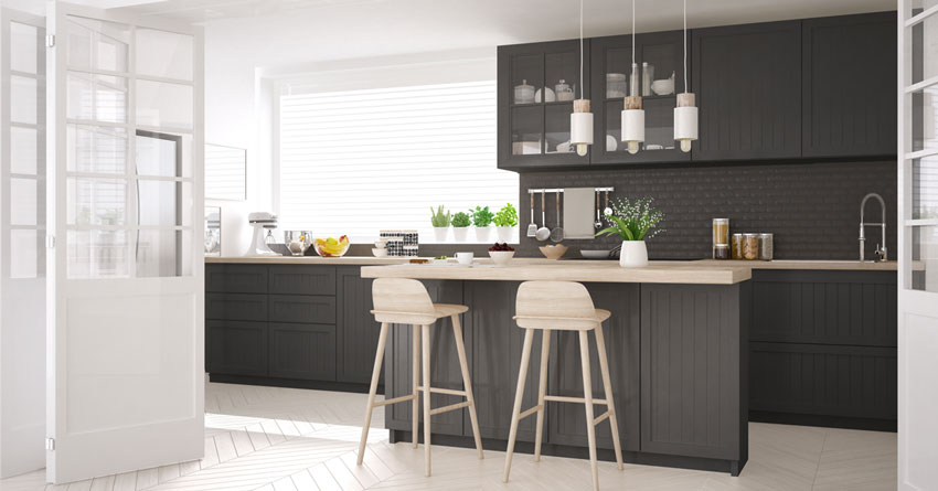 Idee Cucine Piccole Con Isola.Le Cucine Con Isola E Penisola Moderne 30 Idee Per Una