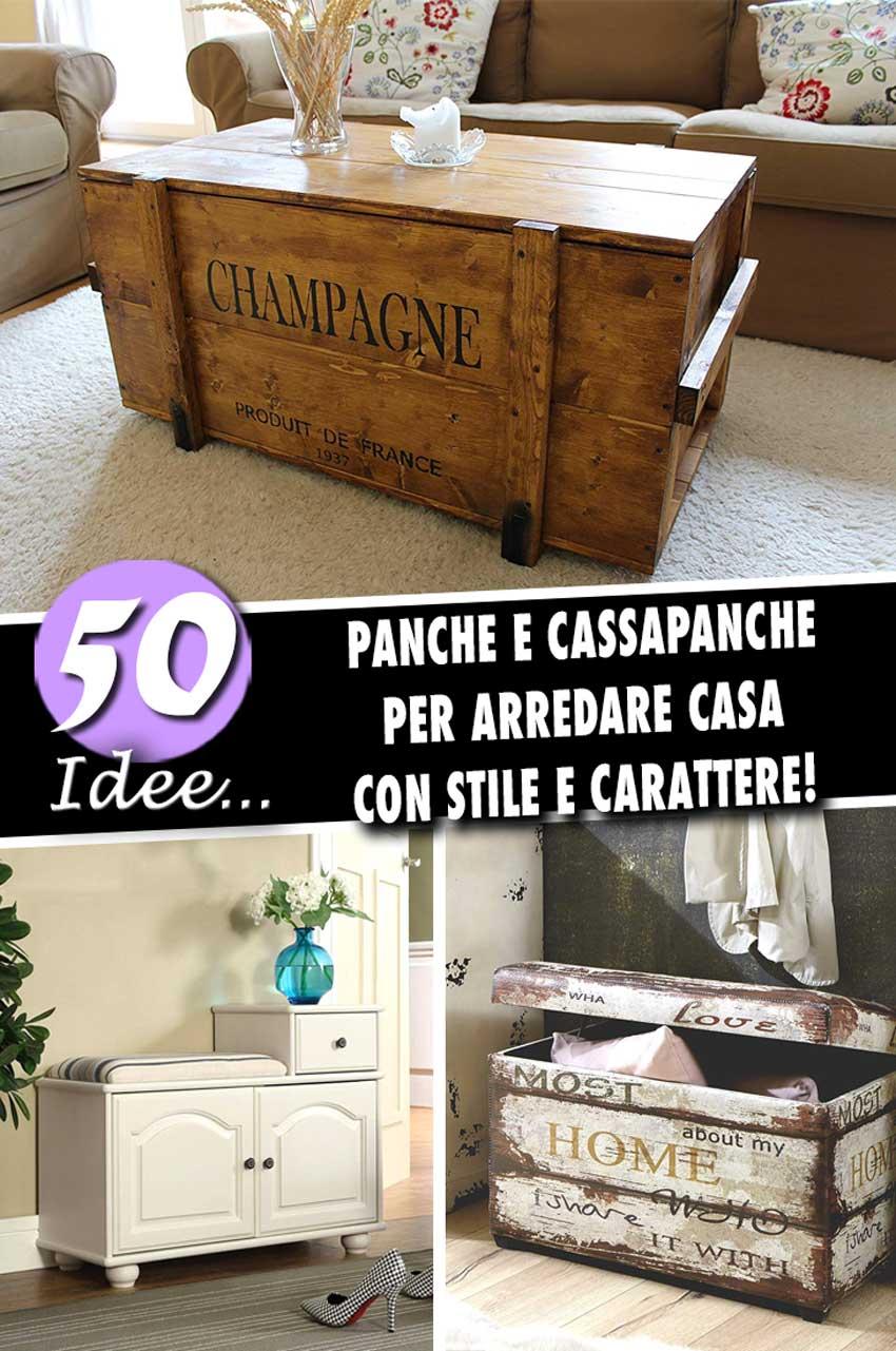 Cassapanca Bianca Moderna.Cassapanca Un Arredo Utile Di Design Baule In Legno Panca