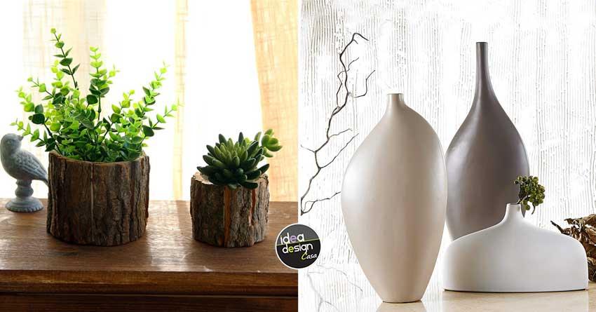 Vasi Per Arredamento Moderno.Vasi Moderni Per Piante 15 Idee Per Una Casa Design Lasciatevi Ispirare