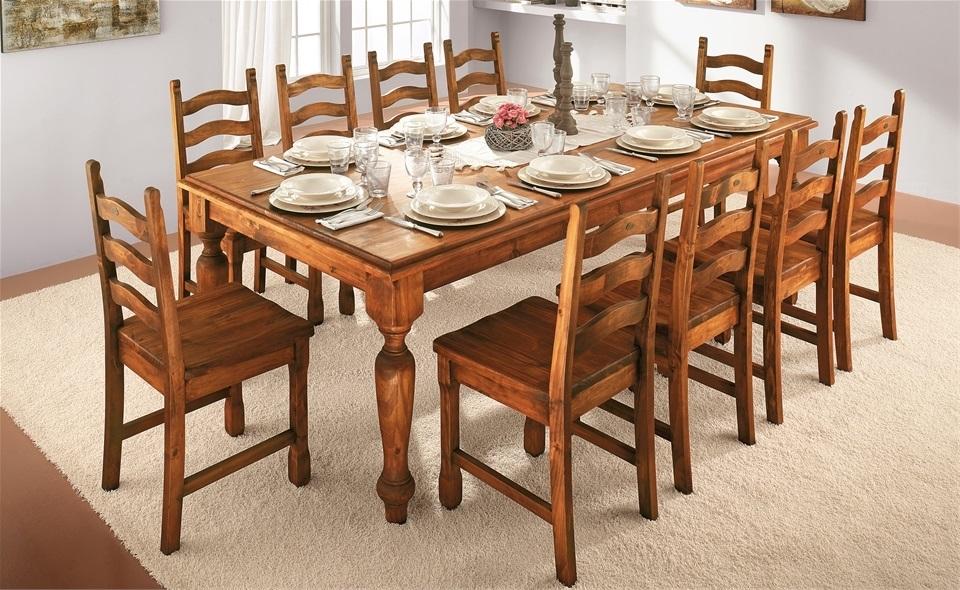 Bellissimo tavolo in legno modello coloniale mondo convenienza.